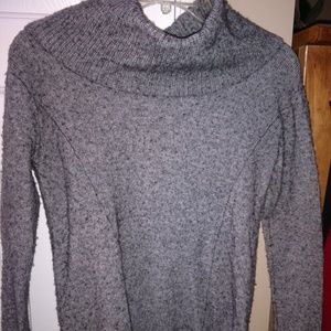 Express Light Weight Loose Turtle Neck Sweater